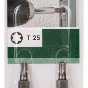 Bosch T25 Ruuvauskärki 2 Kpl