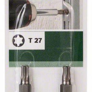 Bosch T27 Ruuvauskärki 2 Kpl