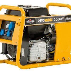 Briggs & Stratton Promax 7500ea Generaattori