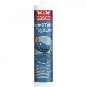 Casco Marin & Teknik Liimamassa / Saumamassa Musta