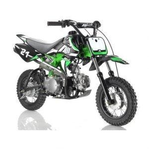Crossipyörä 110cc Apollo Motors Kiddy