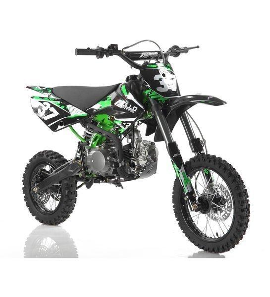 Crossipyörä 125cc Apollo Motors Rider