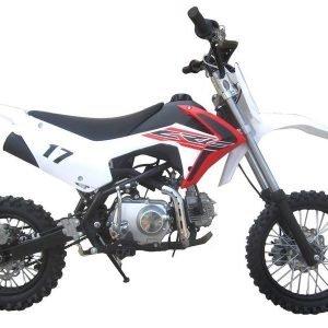 Crossipyörä 125cc Samurai