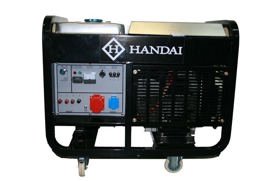 Dieselaggregaatti Handai 10000w/11000w Ats-Järjestelmällä