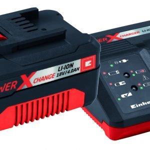 Einhell Power X-Change Aloituspakkaus 18 V / 4