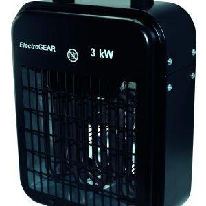 Electrogear Rakennuslämmitin 3 Kw