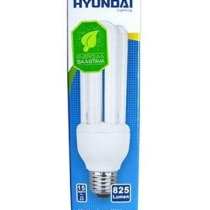 Energialamppu 15w 3u E27 Hyundai