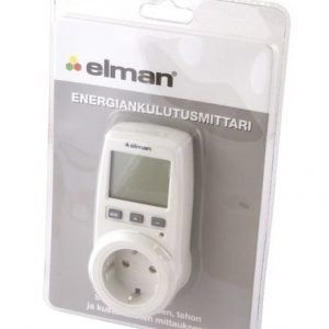 Energiankulutusmittari 230v Elman