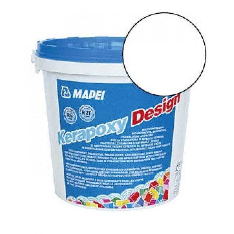 Epoksisauma-aine Kerapoxy Design COL.799 3 kg valkoinen