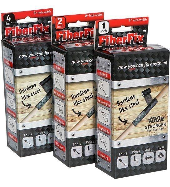 Fiberfix Ff-4 Korjausteippi
