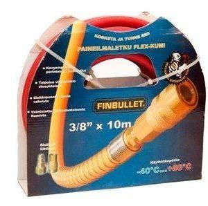"Finbullet Paineilmaletku Redflex 3/8"""