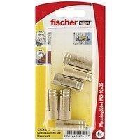 Fischer Messinkiankkuri 10 X 32 Mm K 10 Kpl / Pkt