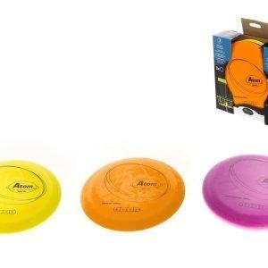 Frisbeegolf Kiekko 3kpl Atom Sports