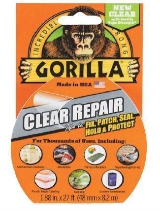 Gorilla-Teippi Kirkas 8
