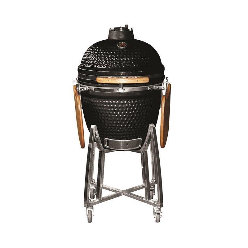 Grilli BBQ grill Kamado Musta