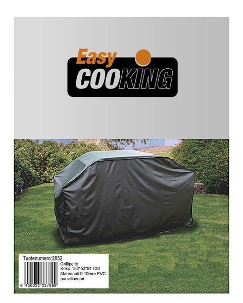 Grillinsuojus / -peite 152x53x96cm Easy Cooking