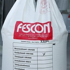 Harkkolaasti Fescon M100 / 500 1000 kg suursäkki