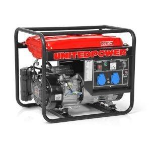 Hecht Gg3300 Unitedpower Generaattori