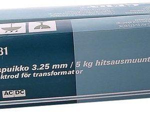 Hitsauspuikko 4mm 5kg Muuntajalle 46