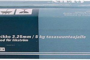 Hitsauspuikko 4mm / 5kg Tasasuuntaajalle Gern