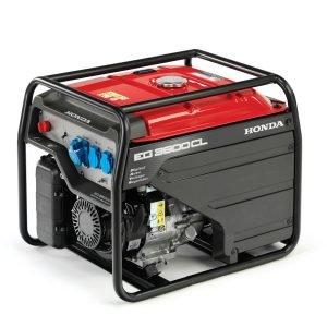 Honda Eg3600 Generaattori