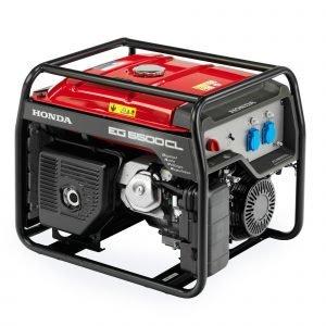 Honda Eg5500 Generaattori