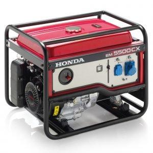 Honda Em5500 Generaattori