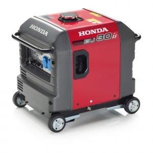 Honda Eu30is Invertteri Generaattori