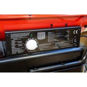 Hpg Zb-K125 Diesel Lämmitin / Lämpöpuhallin 37 Kw