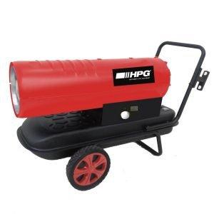 Hpg Zb-K70 Diesel Lämmitin / Lämpöpuhallin 20 Kw