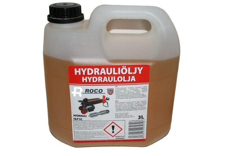 Hydrauliöljy / Hydraulineste Hlp 32 Roco 3l