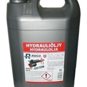 Hydrauliöljy / Hydraulineste Hlp 32 Roco 5l