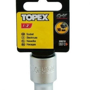 "Hylsy 1/2"" 10mm Topex"