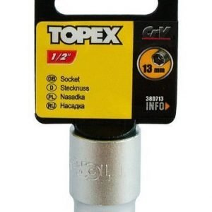 "Hylsy 1/2"" 13mm Topex"