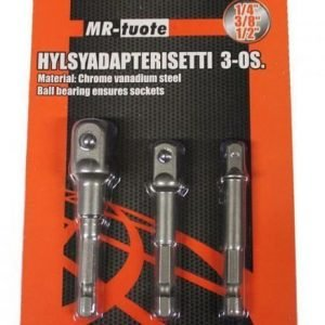 Hylsyadapterisarja 3-Os Mr-Tuote