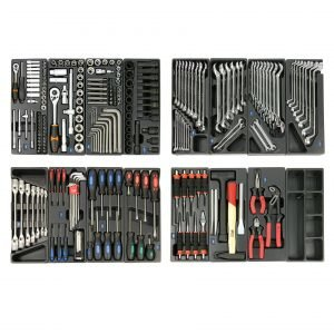 Ikh Työkaluvaunu 5 Ltk + Työkalut