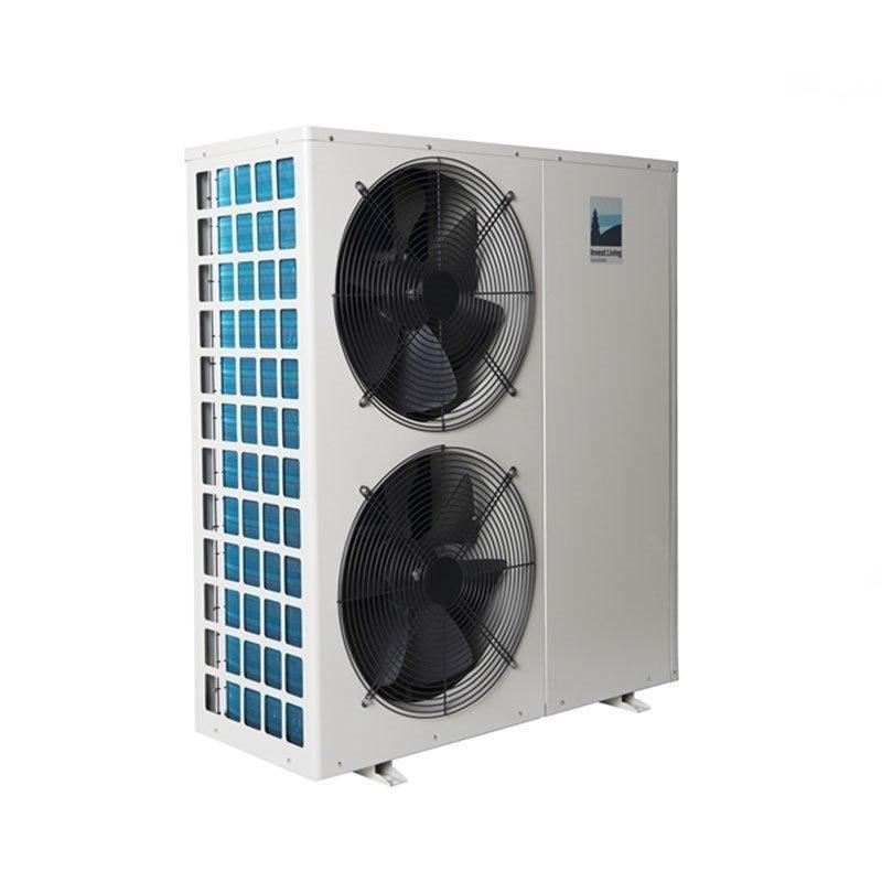 Ilma-vesilämpöpummpu Bonus AIR 10 Harmaa