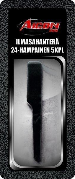 Ilmasahanterä 24-Hampainen 5kpl Aicon Pro