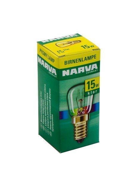 Jääkaappilamppu 15w Narva