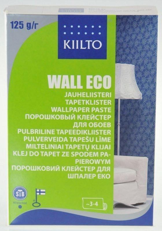 Jauheliisteri Kiilto Eco Wall 125 g
