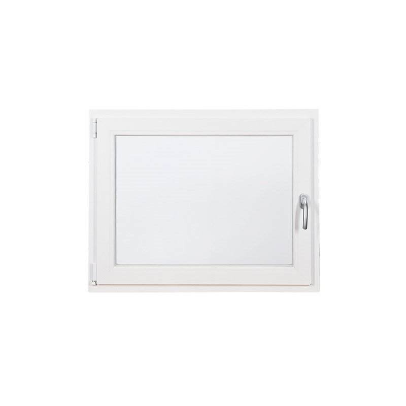 Kääntökippi-ikkuna PVC Valkoinen