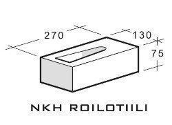 Kahi NKH Roilotiili 270x130x75