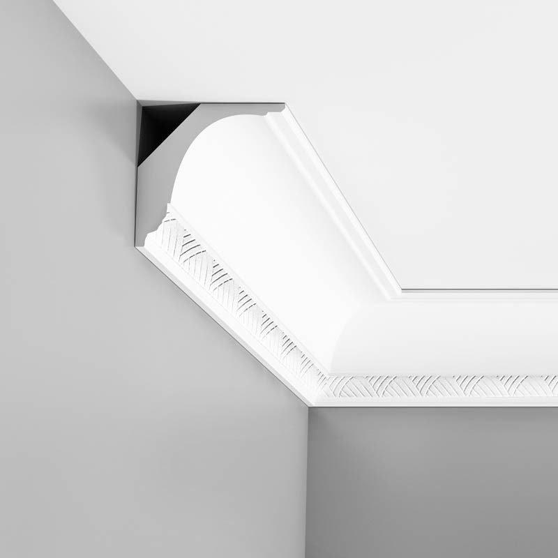 Kattolista C402 Valkoinen