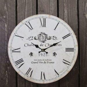 Kello 34cm Chateau De Chambres