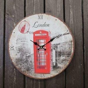 Kello 34cm London
