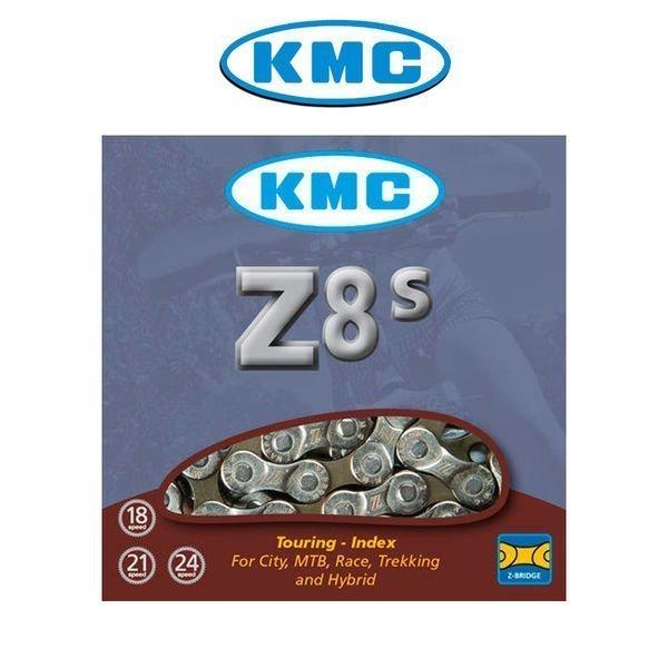 Ketju - Kmc Z8s 1/2x3/32 116l