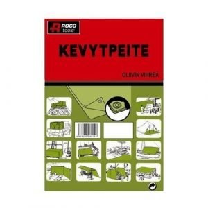 Kevytpeite 4x6m 70g/M2
