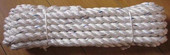 Kierretty Polyesteri Veneköysi 16mm X 4m