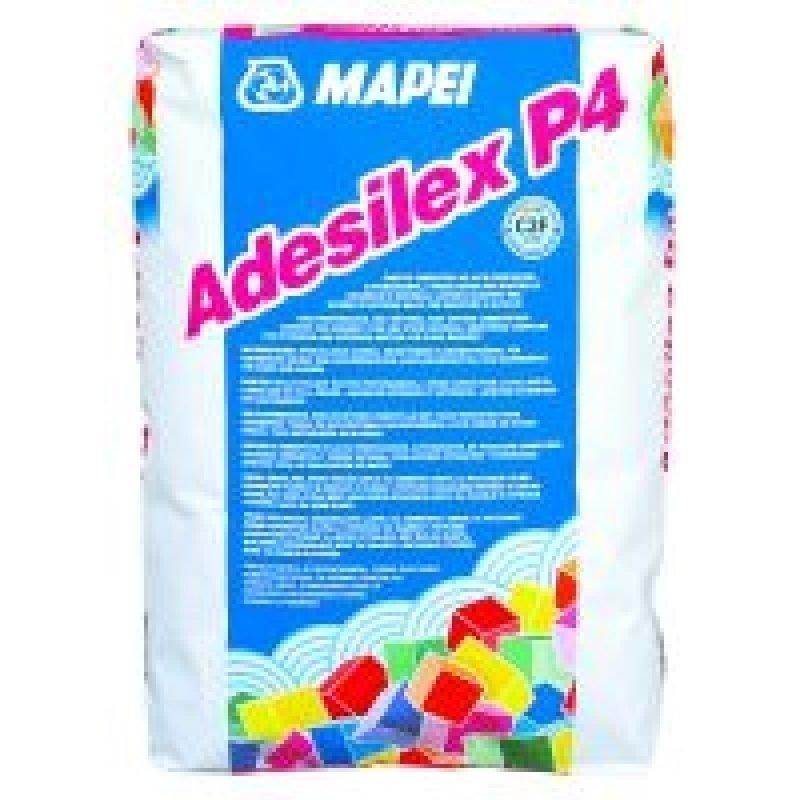 Kiinnityslaasti Adesilex P4 notkistettu 20 kg rescon
