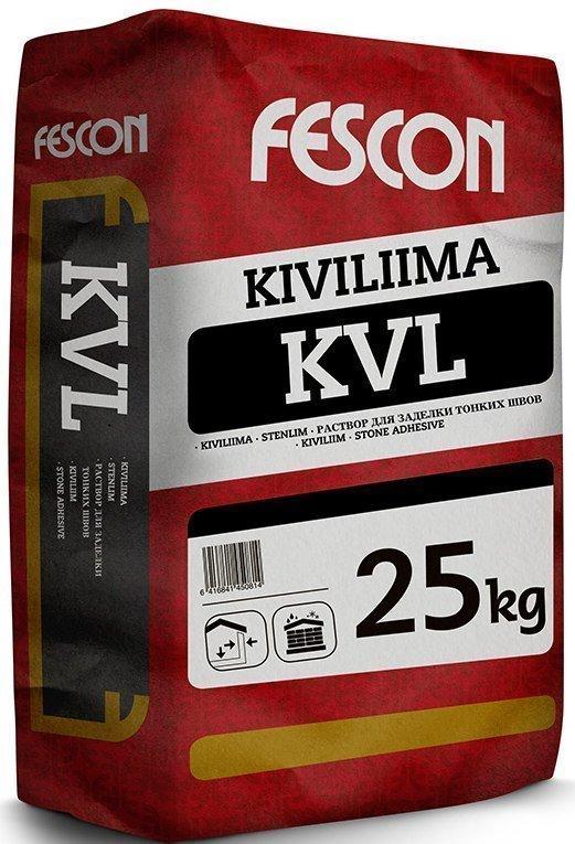 Kiviliima Fescon KVL 25 kg säkki